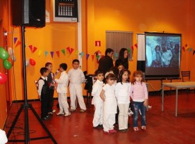 2006 optreden leerlingen 5