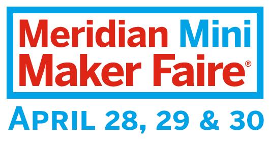 Meridian Mini Maker Faire logo