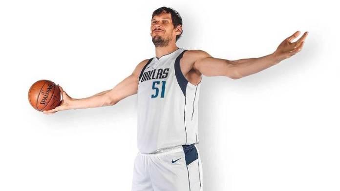 """, Boban Marjanović: """"Uživam u svakom trenutku u NBA"""""""