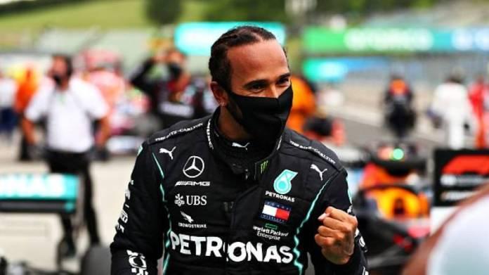 , Hamilton startuje prvi u Barseloni