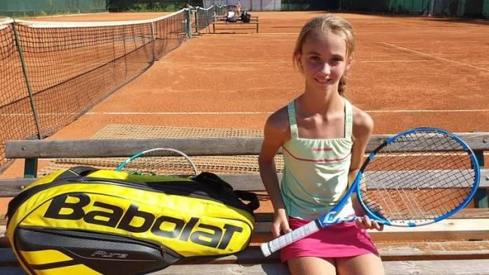 """Tea Kovačević, Tea Kovačević: """"Želim da tenis bude moj život"""""""
