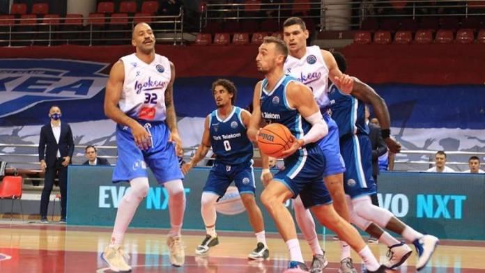 Igokea, Igokea na pogon Klemonsa savladala Turk Telekom i stigla do prve pobjede u FIBA Ligi šampiona