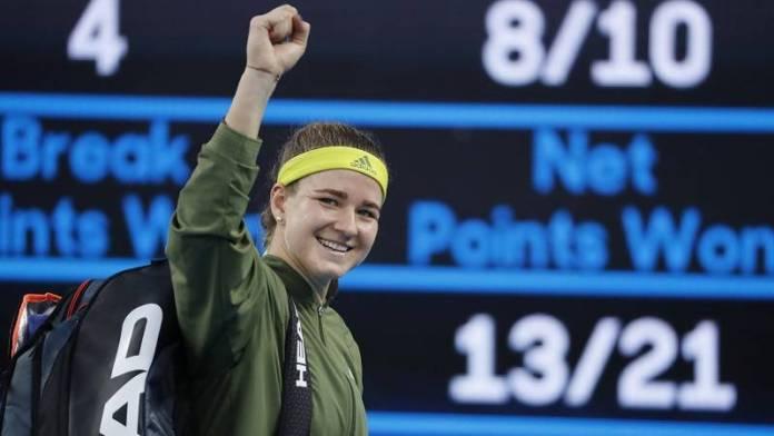 Muhova, Barti i Muhova zakazale duel u četvrtfinalu Australijan opena