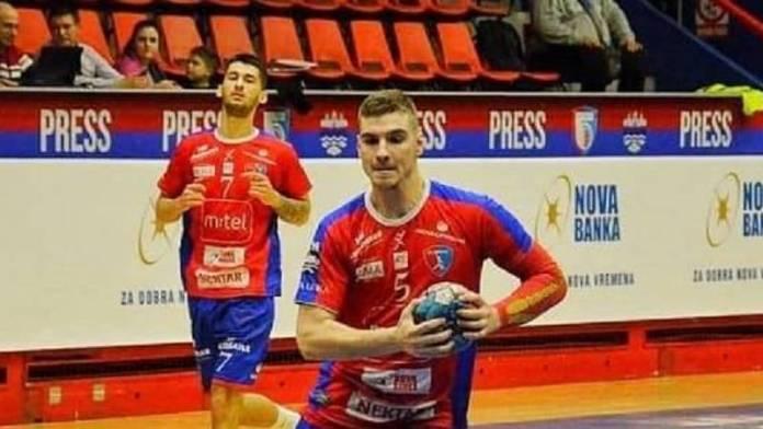 """Nikola, Nikola Jeremić za MeridianSportBH: """"Čast je dijeliti teren sa rukometnom veličinom kao što je Veselin Vujović"""""""