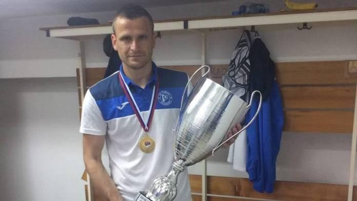 """Ružić, Branislav Ružić za MeridianSportBH: """"Borac mi je bio velika odskočna daska, u Zenici svi žive za Čelik"""""""