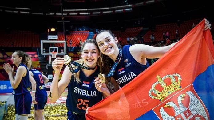 """Maša, Maša Janković za MeridianSportBH: """"Tek sada postajem svjesna da sam šampionka Evrope"""""""
