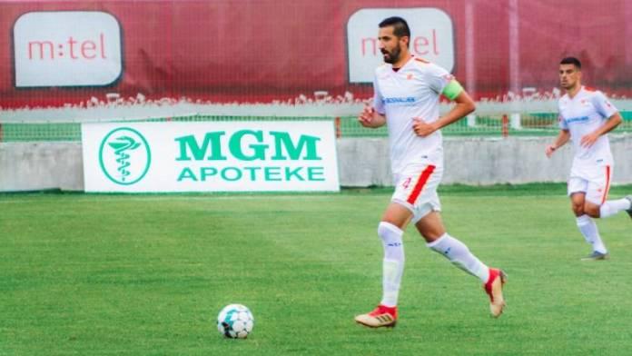"""Zvonić, Denis Zvonić za MeridianSportBH: """"Poželjeli smo se huka sa tribina, navijači su naš dvanaesti igrač"""""""