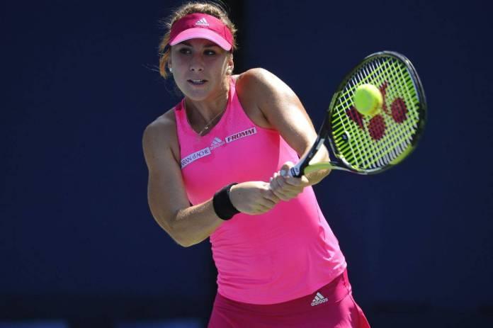 Švajcarska teniserka