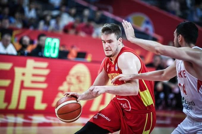 Košarkaš Dino Radončić