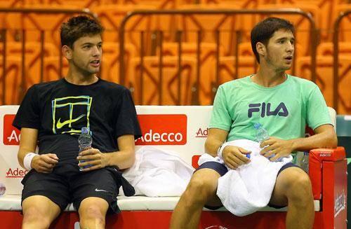 Filip Krajinović & Dušan Lajović