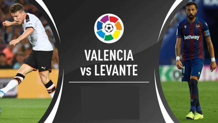 La Liga: Valensija vs Levante