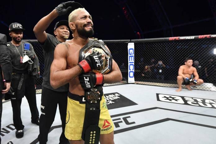 UFC Deiveson Figueriedo