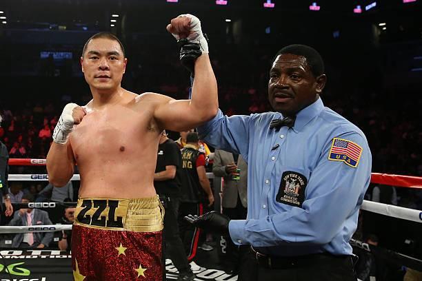 bokser iz kine Zhilei Zhang