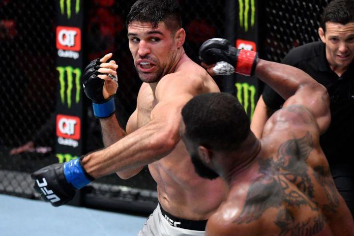 UFC 260 Luque Woodley