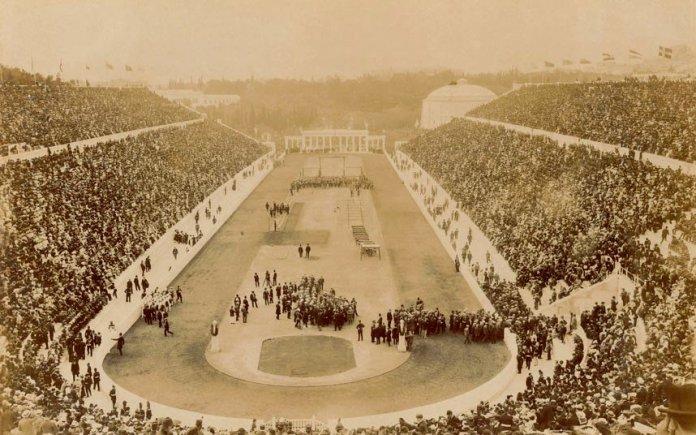 Olimpijske igre - Atina, Grčka, 1896