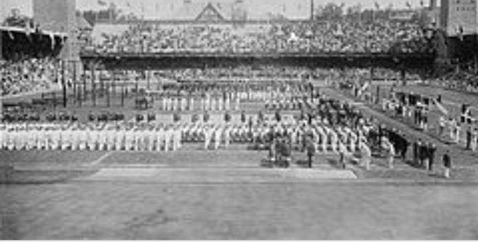 Olimpijske igre-Stokholm, Švedska 1912