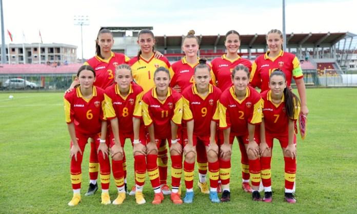 Ženske kadetske Crna Gora Bjelorusija