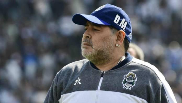 Maradona, MARADONA ESTARÍA PREPARANDO UNA DEMANDA
