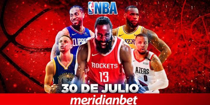NBA, ¡LA NBA REGRESA MAÑANA!