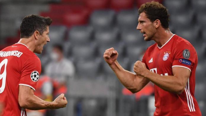 Bayern Múnich, BAYERN MÚNICH GOLEA AL CHELSEA Y CLASIFICA