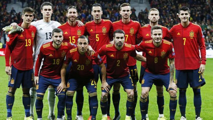 Selección española, SELECCIÓN ESPAÑOLA JUGARÁ AMISTOSO CONTRA PORTUGAL