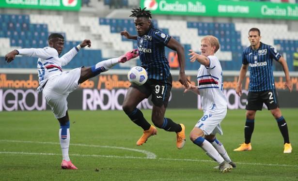 Sampdoria, SERIE A: ATALANTA 1-3 SAMPDORIA