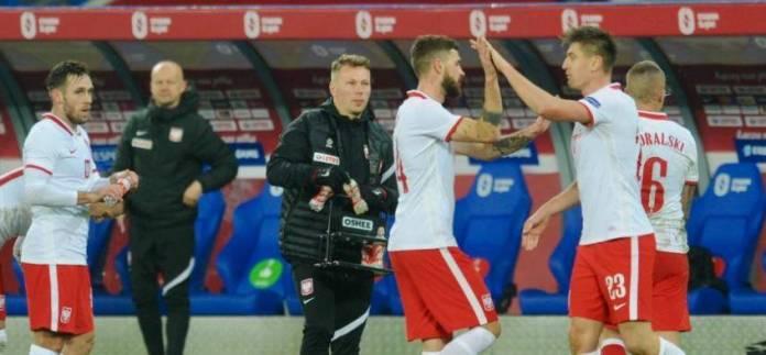 Polonia, POLONIA SIN LEWANDOWSKI VENCIÓ POR 2-0 A UCRANIA