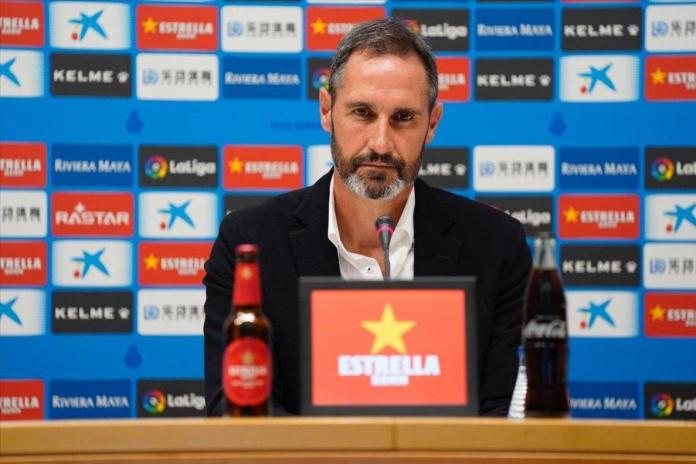 "Moreno, MORENO: ""NO ME HACE FALTA PERDER"""