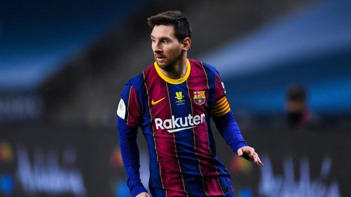 Messi, PSG TRATA DE CONVENCER A MESSI