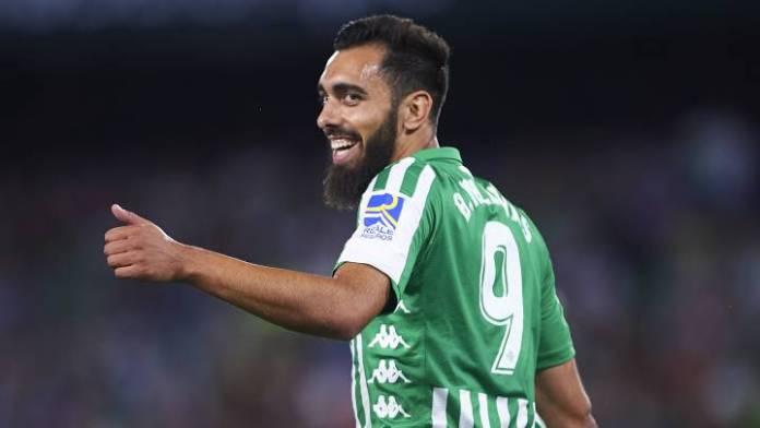 """Borja Iglesias Real Betis, IGLESIAS: """"HE VIVIDO TRANQUILO"""""""
