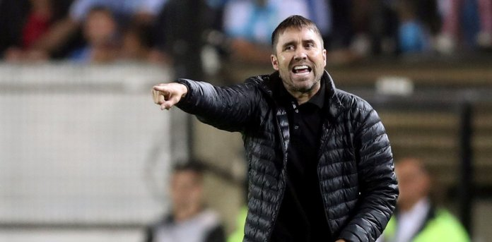 """Celta contra Atlético, COUDET: """"TENEMOS DOS DÍAS"""""""