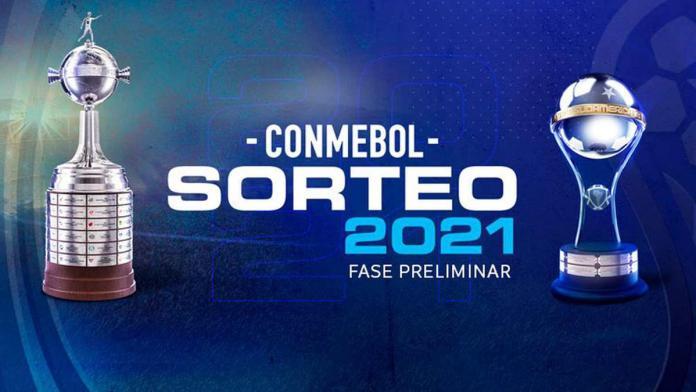 Sorteo Copa Libertadores 2021, LISTO EL SORTEO DE LA COPA LIBERTADORES 2021