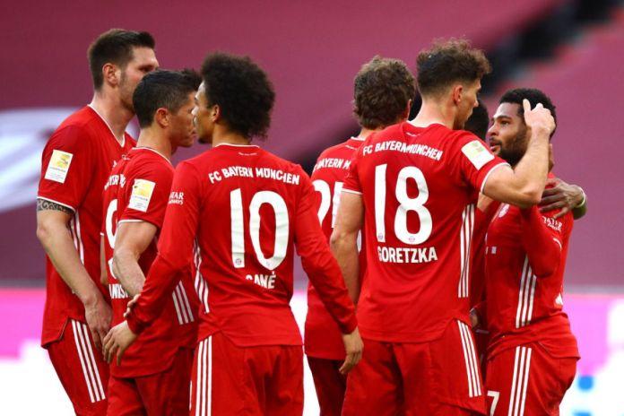 Bayern, EL BAYERN HIZO DE LAS SUYAS CON EL COLONIA