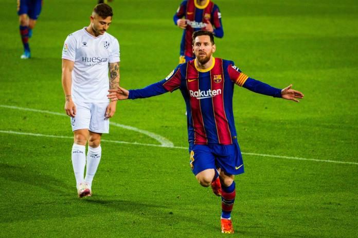 Barcelona Huesca, LA LIGA – FECHA 27: BARCELONA VS HUESCA