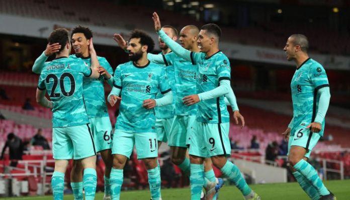 Arsenal Liverpool, LIVERPOOL GOLEA EN LA PREVIA DE CHAMPIONS