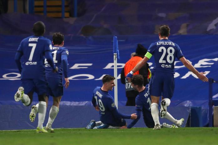 Chelsea Real Madrid, CHELSEA A LA FINAL DE LA CHAMPIONS LEAGUE