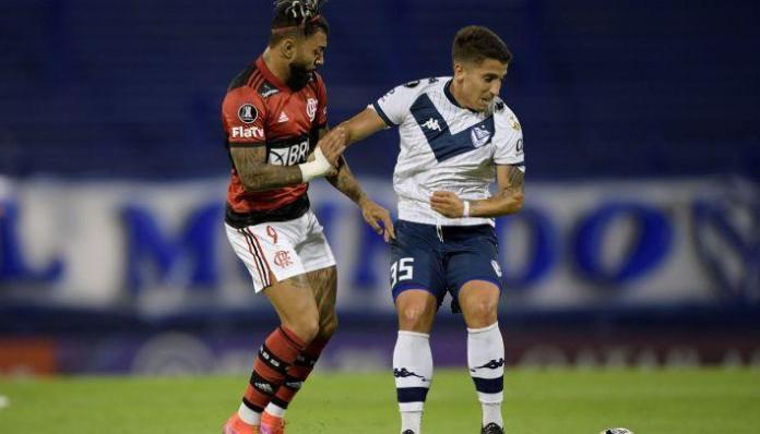 Flamengo Vélez, FLAMENGO Y VÉLEZ EMPATARON SIN GOLES