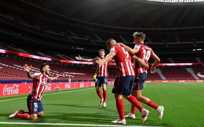 Atlético Sociedad, ATLÉTICO CERCA DE SER CAMPEÓN EN ESPAÑA