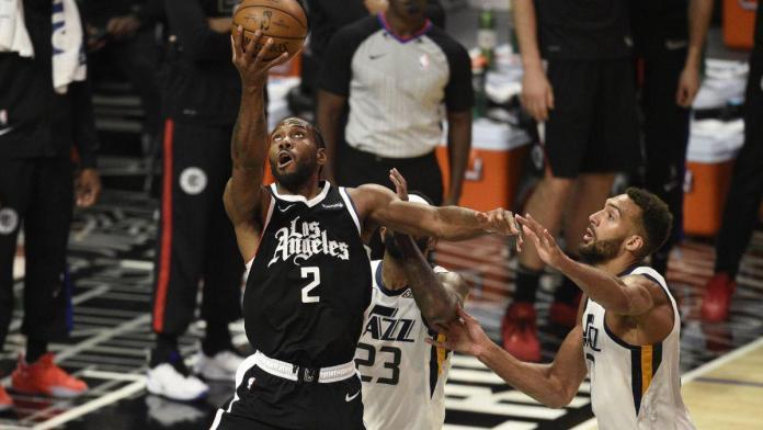 Los Angeles Clippers Utah Jazz, LOS ANGELES CLIPPERS ACHICA DIFERENCIAS CON UTAH JAZZ