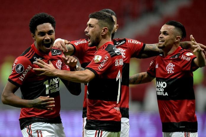 Flamengo Defensa, FLAMENGO GOLEÓ A DEFENSA Y JUSTICIA 4-1