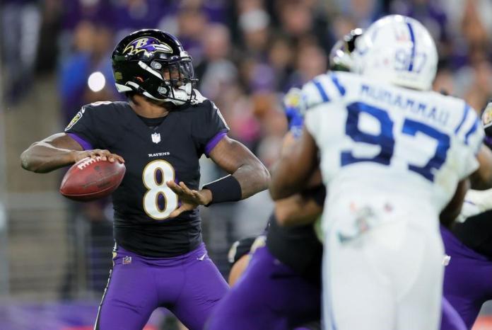 Baltimore Ravens vence