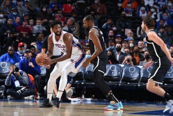 Philadelphia 76ers derrota