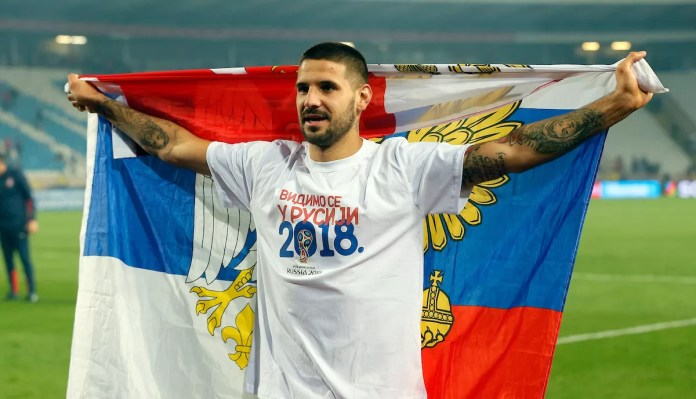 mitrovic - buduci najbolji strelac reprezentacije srbije - mitrovic na listi najboljih strelaca reprezentacije