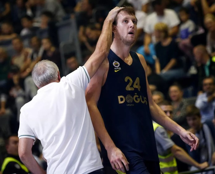 10 najboljih košarkaša u Evroligi