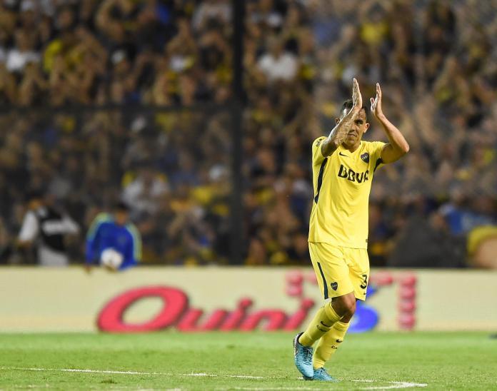 Karlos Tevez Kopa Libertadores