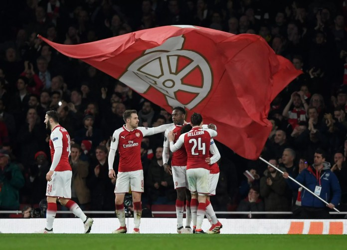 Arsenal Liga Evrope