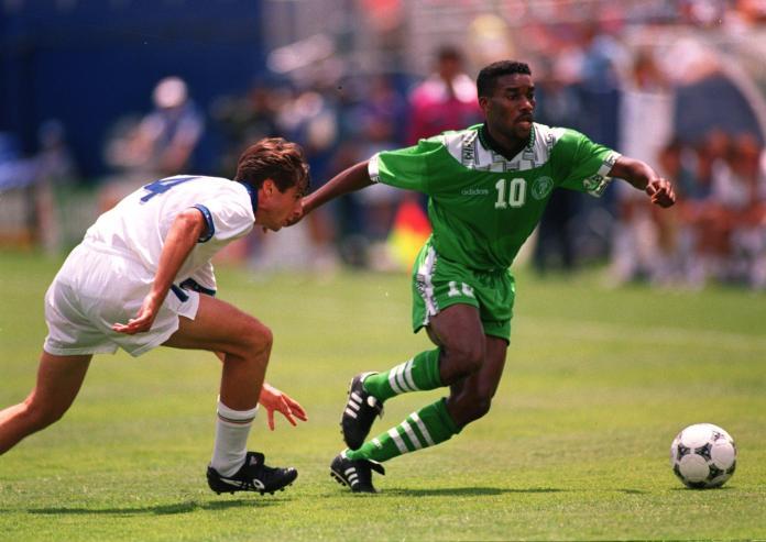 Kad legendarni Amokači izabere idealan tim Nigerije svih vremena!