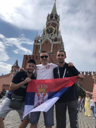 Pozdrav iz Rusije: Evo kako se provode naši dobitnici u Moskvi! (FOTO) (VIDEO)