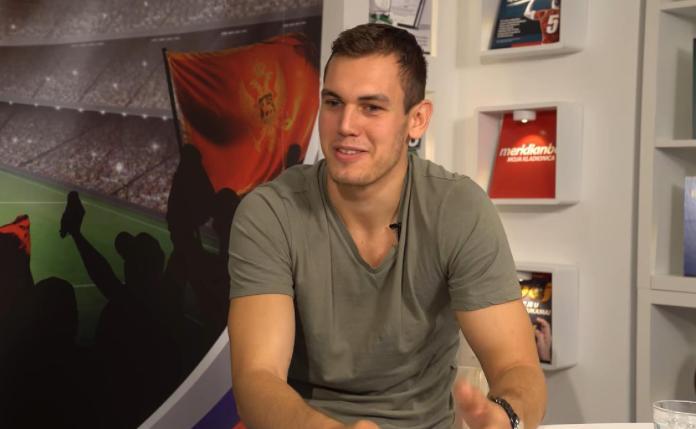 Nikola Radičević za Meridian: Trento je mnogo napredovao, pratio sam igre Partizana