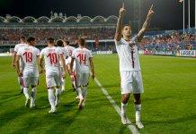 Srbija Liga nacija